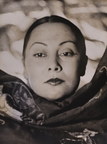 Image of Tatjana Barbakoff. Gerty Simon, Berlin, c. 1925-1932.