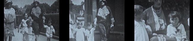 Video stills of Hedwig's, 1927