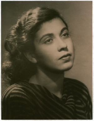 Portrait of Zuzana Knobloch
