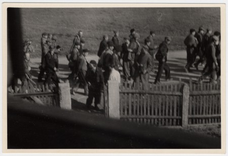 Nazi Concentration Camp Photo Book - very graphic