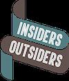 Insiders / Outsiders logo