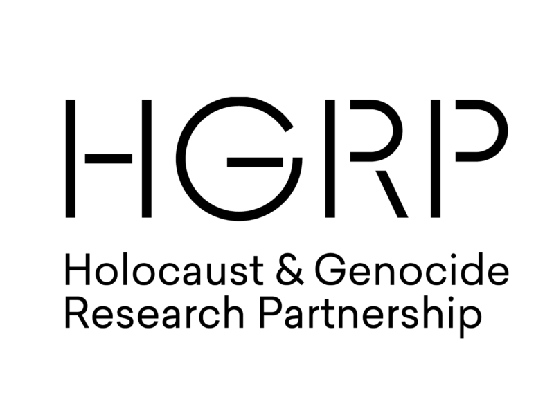 Holocaust and Genocide Research Partnership (HGRP)