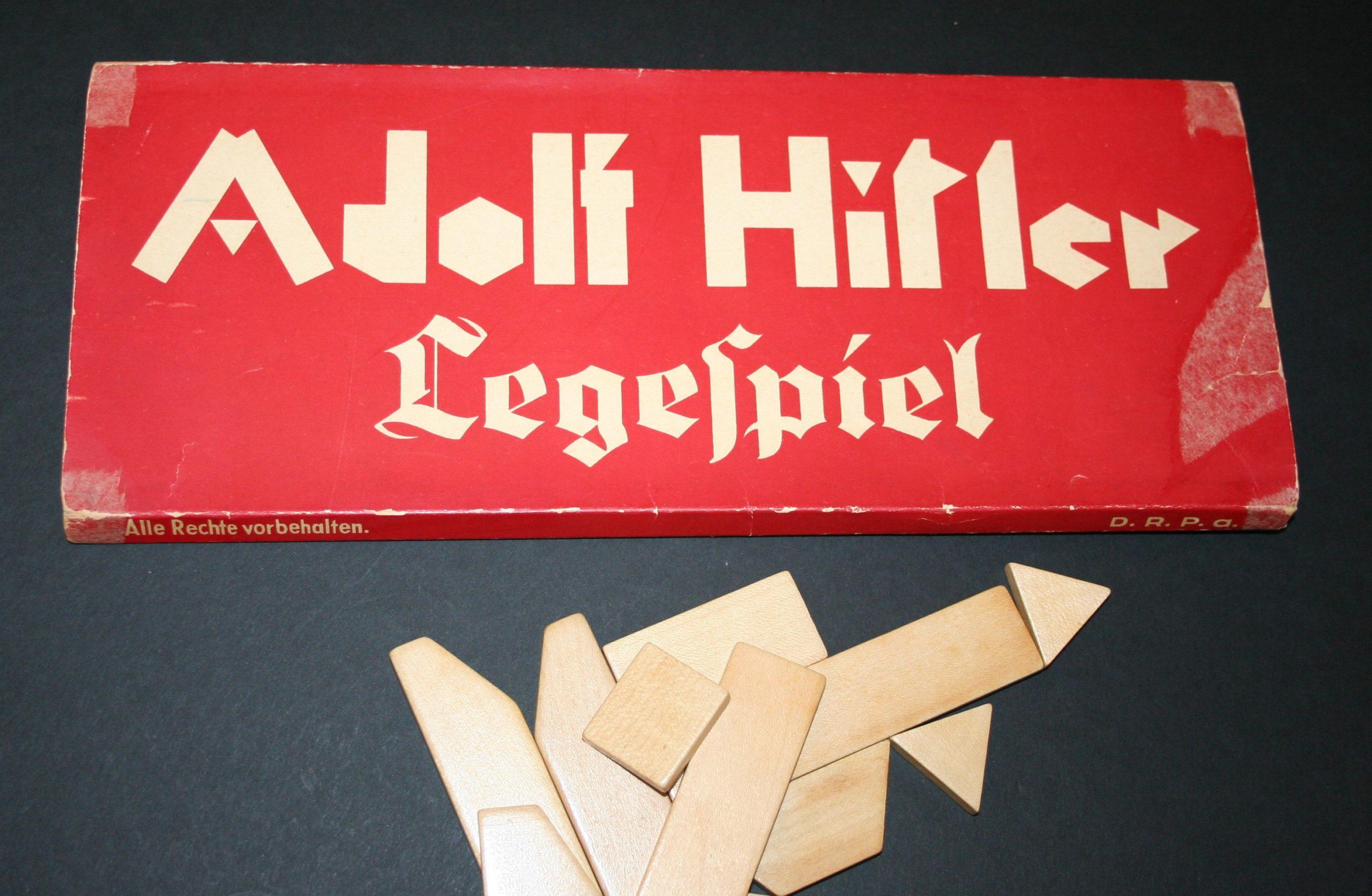 Adolf Hitler Legespiel
