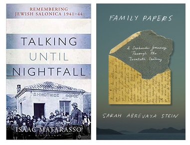 Two books detailing Sephardi Holocaust histories