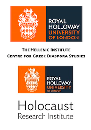 The Hellenic Institute and Holocaust Research Institute Logos