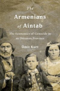 Book cover of The Armenians of Aintab