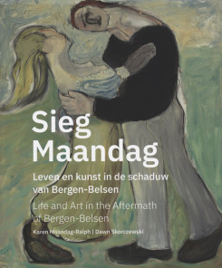 Book cover for the book Sieg Maandag