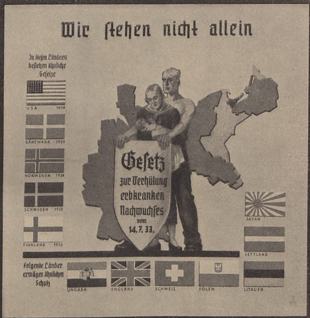 Page from Neues Volk, 1 March 1936