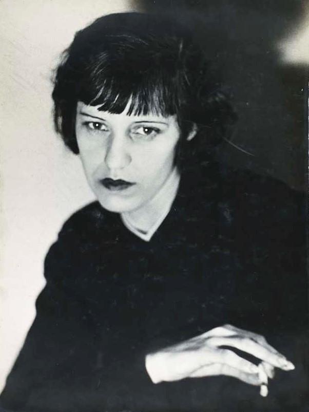 Lotte Lenya (1898-1985), London, c.1935, singer and actress.
