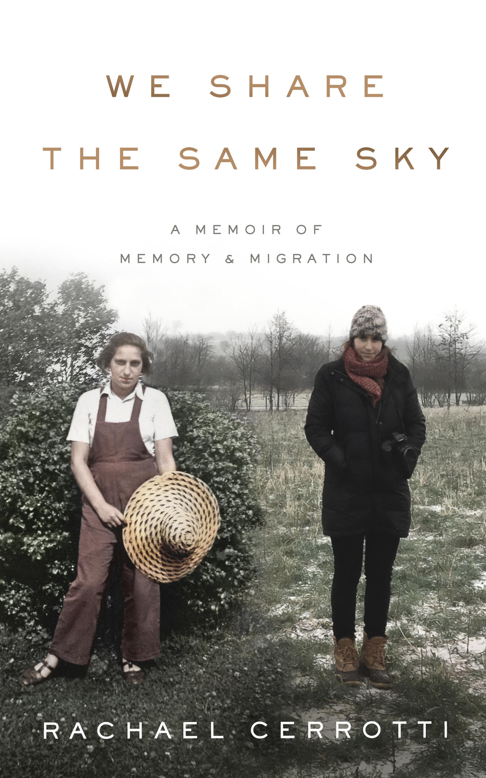 We Share The Same Sky book cover