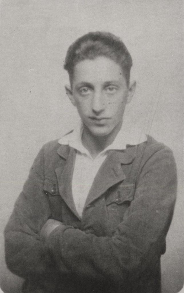 Herbert Baum, Jewish resistance fighter