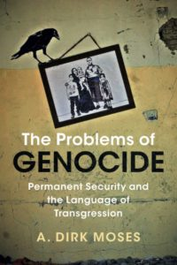 The problems of Genocide book cover