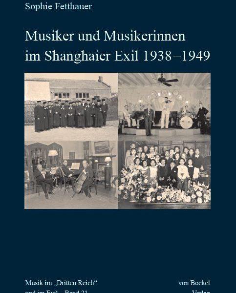 Virtual Book Launch: Musicians' Exile in Shanghai, 1938–1949